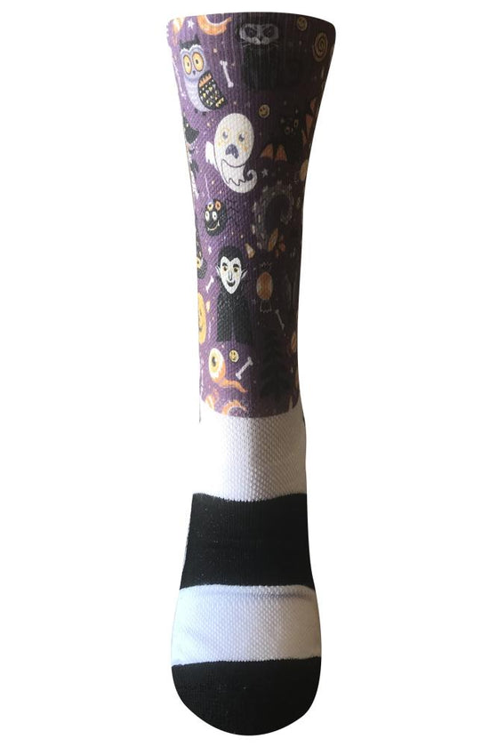 Don't Be Scared Novelty Fun Socks- The Sox Box