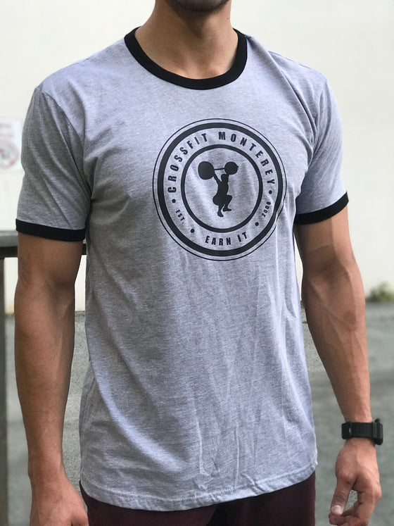 CrossFit Monterey Ringer Shirt - The Sox Box