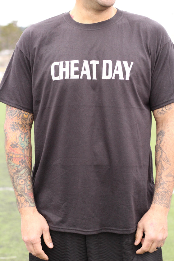 Cheat Day Men's Workout Shirt - The Sox Box
