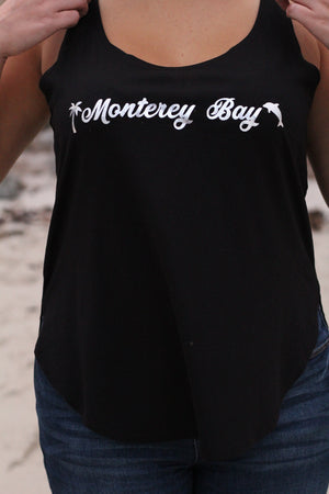Monterey Bay Women's  Tank- The Sox Box