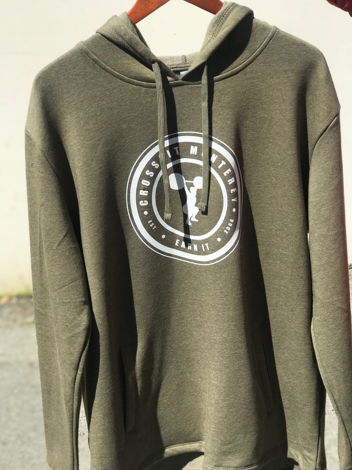 CrossFit Monterey Pullover Hoodie - The Sox Box