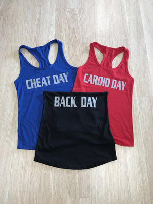 Training Days Tanks (3 Bundle-Pack)