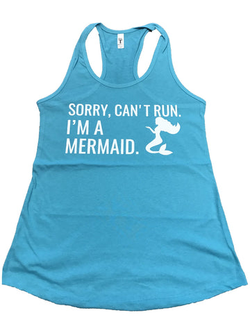 I'm a Mermaid Tank