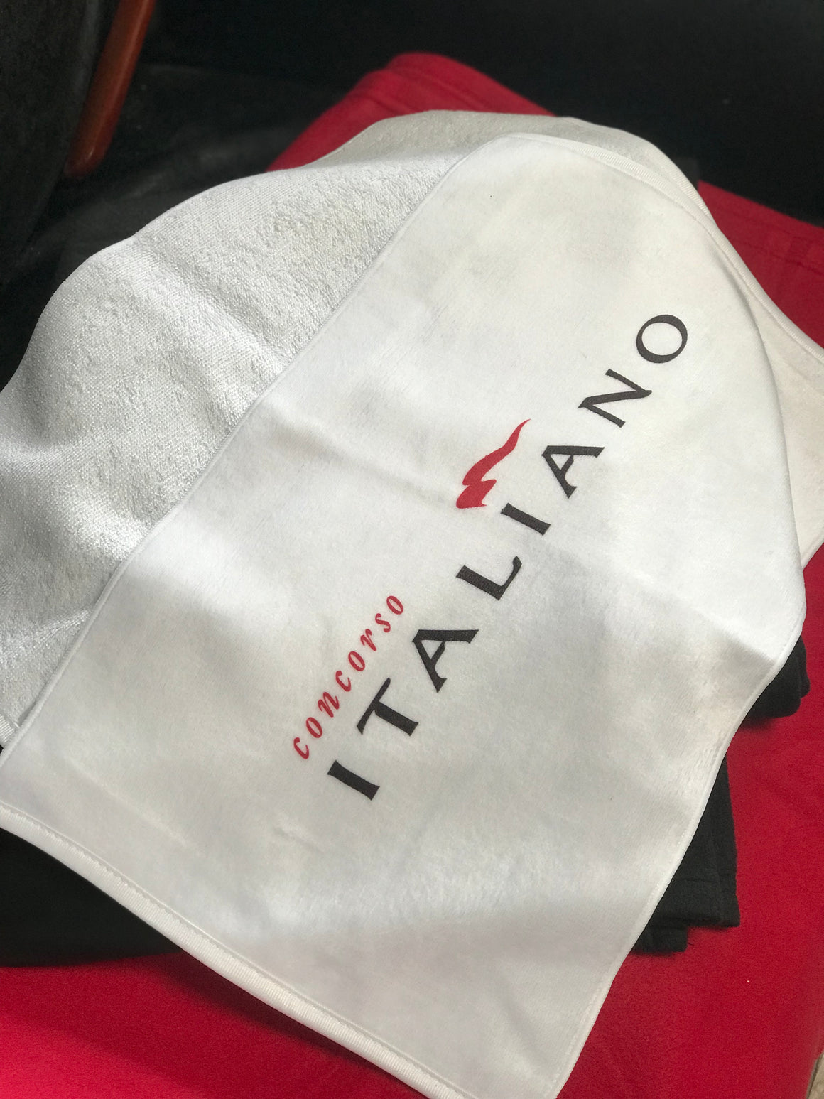Concorsco Italiano Towels - The Sox Box