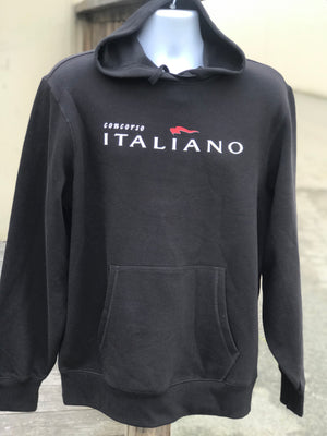 Concorsco Italiano Hoodie - The Sox Box