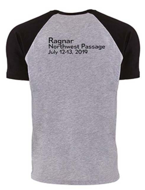 "ROC 2019 ""Ragnar"" Cotton Raglan Tee - The Sox Box"