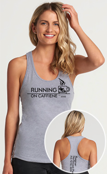 "ROC 2019 ""Ragnar"" Women's Racerback Tank - The Sox Box"
