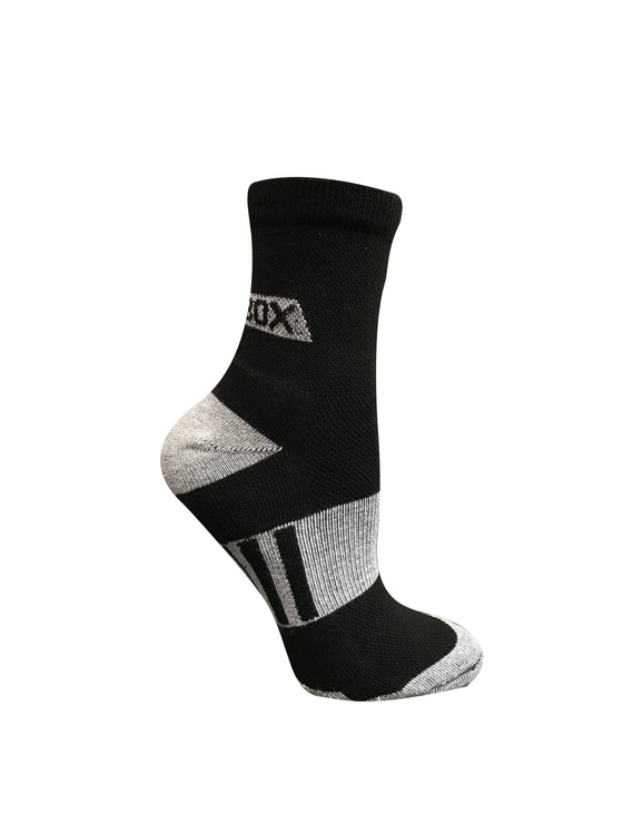 Black Ankle Socks- The Sox Box