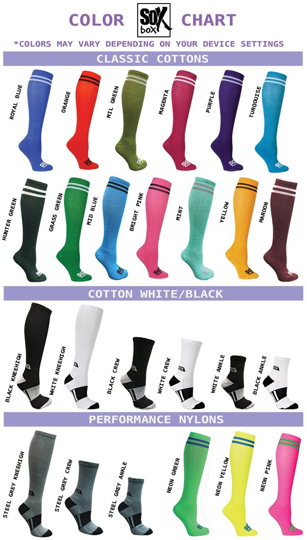 Suck It Up Buttercup Novelty Knee High Socks- The Sox Box