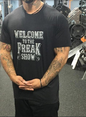 Freak Show Men's Workout Triblend Shirt- The Sox Box