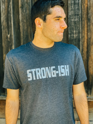 Strong-ish Men's Shirt- The Sox Box