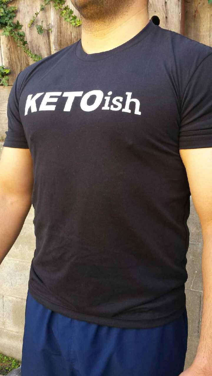 Keto-ish Men's Shirt- The Sox Box