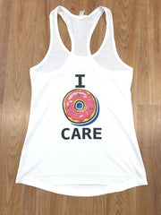 Donut Judge Tank