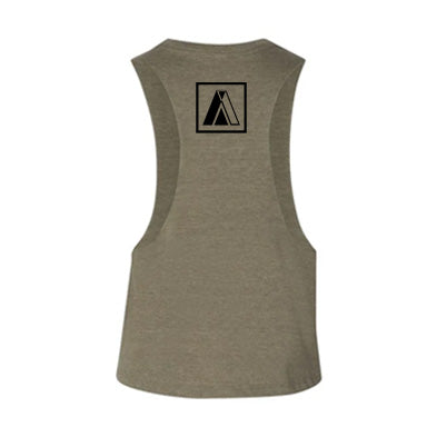 Makers CrossFit Women's Crop Tank - The Sox Box