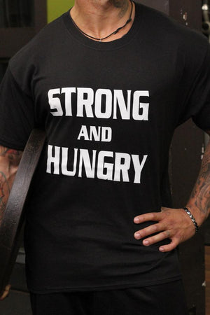 Strong and Hungry Men's Shirt- The Sox Box