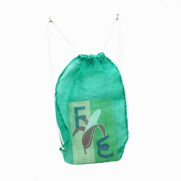 Drawstring Net Bag