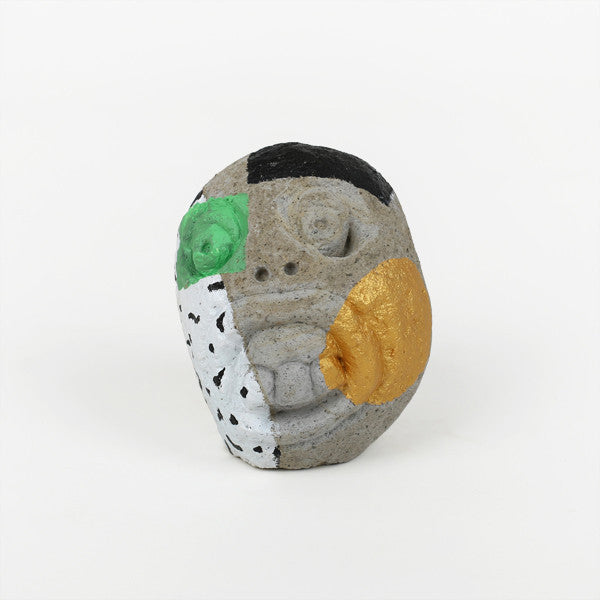 Painted Stone Mask