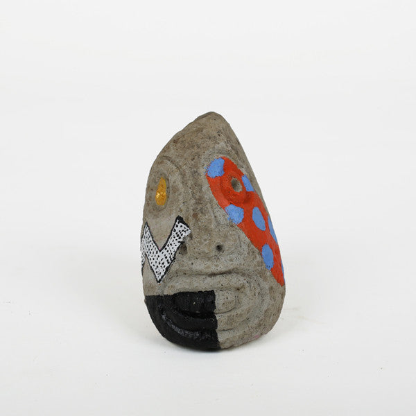 Painted Stone Mask #2