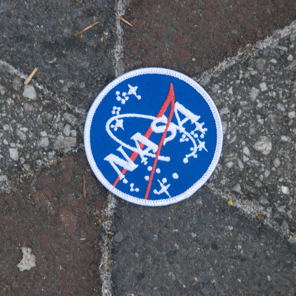 "NASA ""Meatball"" Patch"