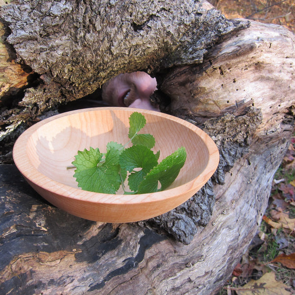 Wood Bowl Small