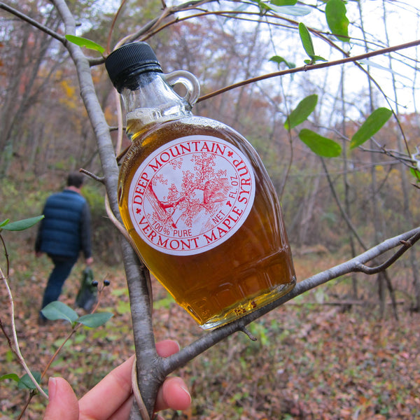 Deep Mountain Maple Syrup Amber