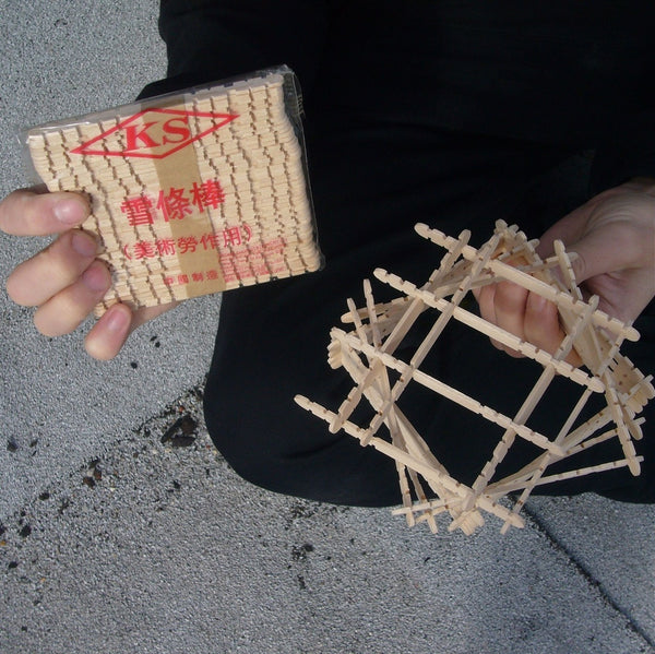 Wood Toy Sticks
