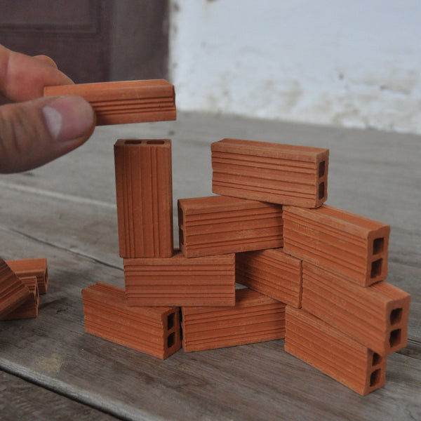 Terracotta Building Bricks