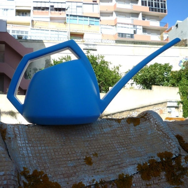 Blue Watering Can
