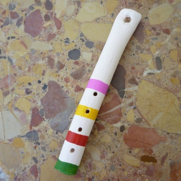 Clay Flute by Misterio
