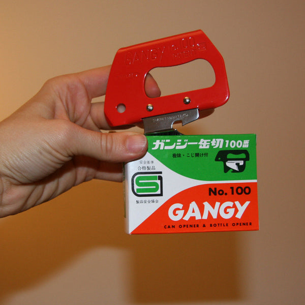 Can and Bottle Opener Gangy