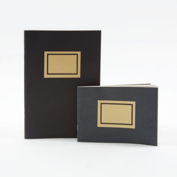 Black Notebook Set