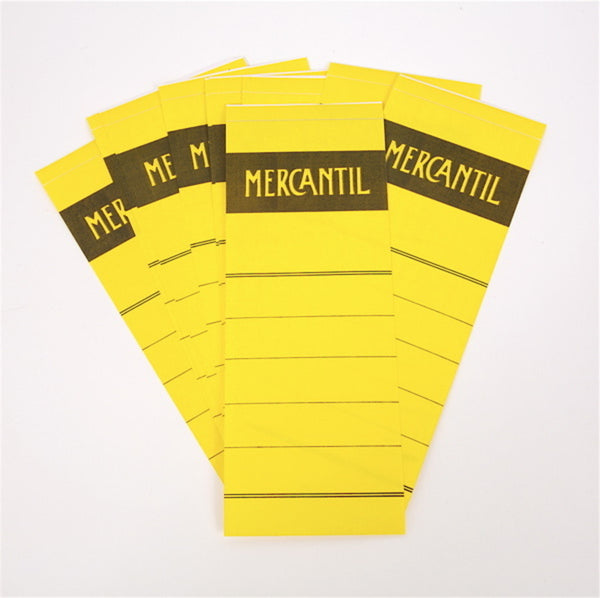 Mercantil File Labels