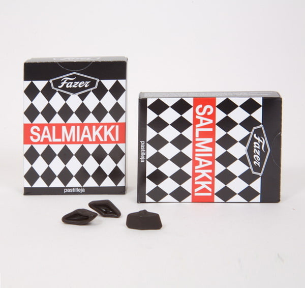 Salmiakki Licorice