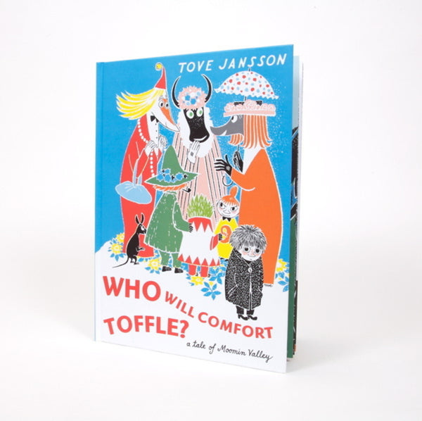 Who Will Comfort Toffle? Book