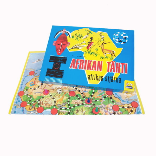 African Star Board Game
