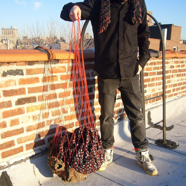 Red Net Bag Huge