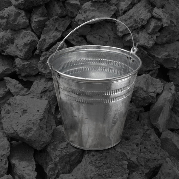 Romanian Metal Bucket