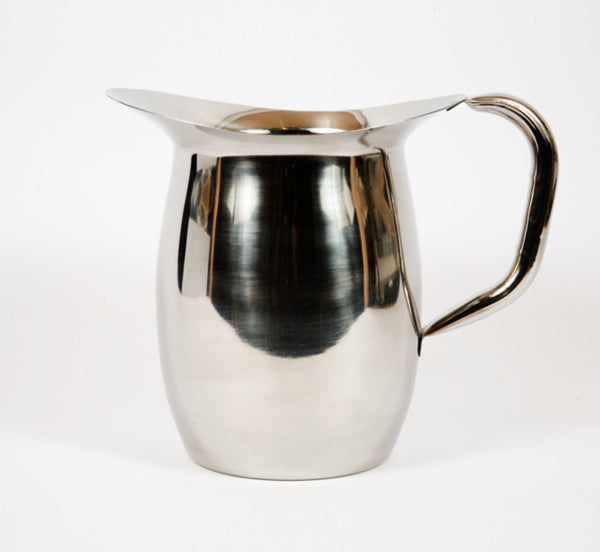 Metal Water Pitcher