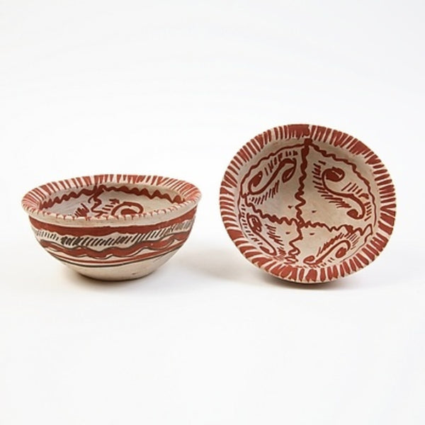 Set of 2 Ceramic Bowls
