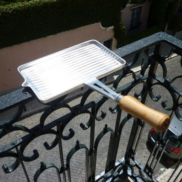 Stovetop Aluminum Grill