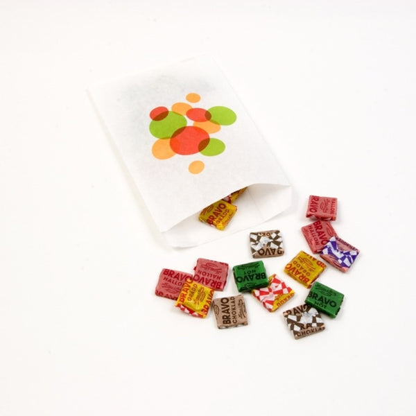 Bravo Candies in Traditional Paper Candy Bag