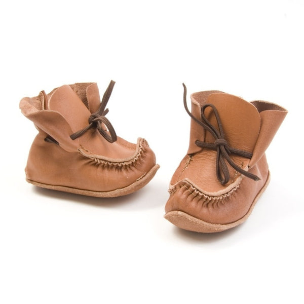 Sami Leather Baby Shoes