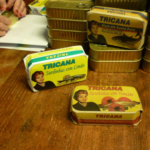 Set of Sardines by Tricana