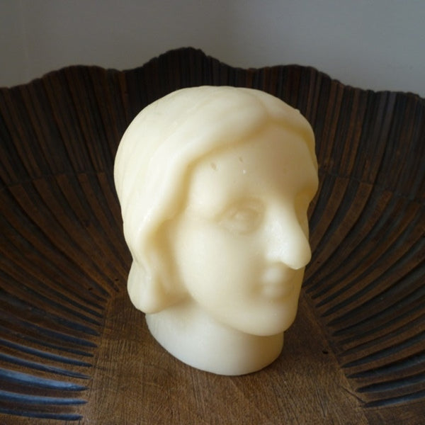 Wax Girl Head