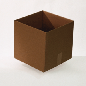 "Figurine Box - 1 Cube 12"" x 12"" x 12"""