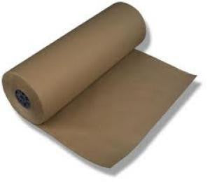 "24"" Kraft Paper - DD 60 lb. Heavyweight Paper"