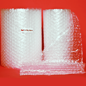 "24"" Wide - Large Bubble Wrap (1/2"") - Perforated"