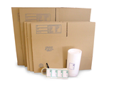 2 Bedroom Condo/APT. Moving Kit - 45 Boxes & Packing Supplies with FREE Delivery