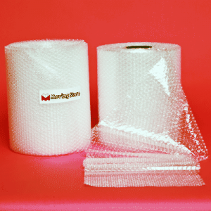 "12"" Wide - Small Bubble Wrap (3/16"") - Perforated"