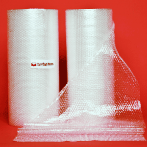"24"" Wide -  Small Bubble Wrap (3/16"") - Perforated"